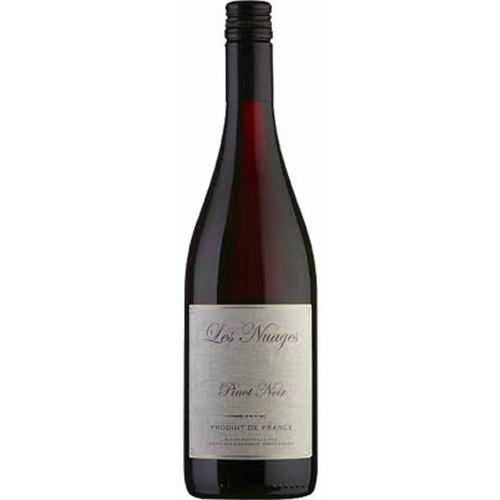 Blas ar Fwyd: Les Nuages Pinot Noir St Pourcain