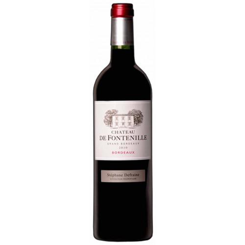 Blas ar Fwyd: Chateau de Fontenille Bordeaux Rouge