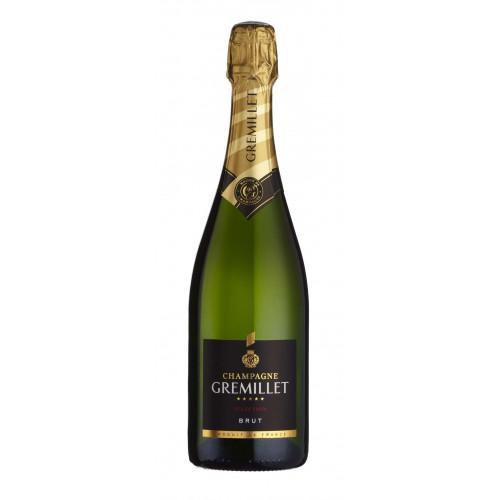 Blas ar Fwyd: J. M. Gremillet Champagne, Brut Sele