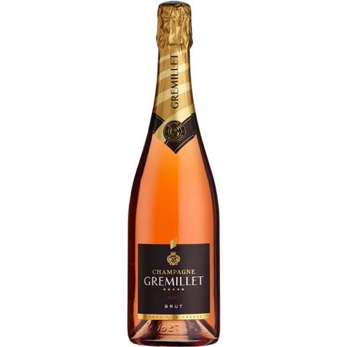 Blas ar Fwyd: J.M. Gremillet Champagne Rose Brut