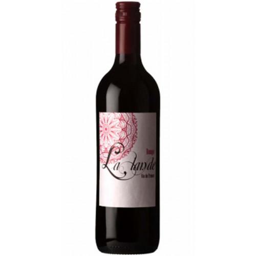 Blas ar Fwyd: La Lande CarignanGrenache Vin de Fra
