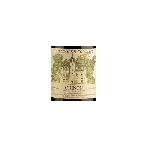 Blas ar Fwyd: Chateau de Coulaine Chinon Rouge
