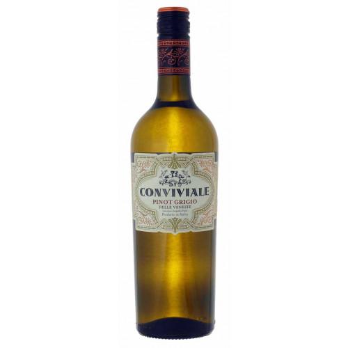 Blas ar Fwyd: Conviviale Pinot Grigio