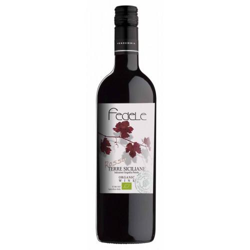 Blas ar Fwyd: Fedele Terre Siciliane Rosso Organic