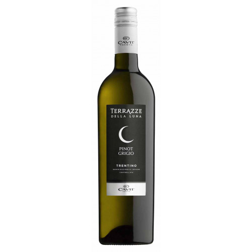 Blas ar Fwyd: Terrazze della Luna Trentino Pinot G