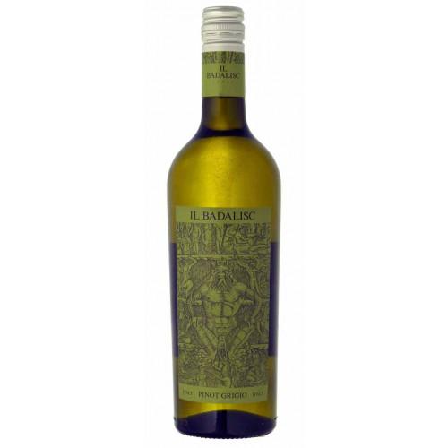 Blas ar Fwyd: Il Badalisc Pinot Grigio IGT delle V