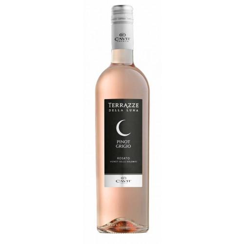 Blas ar Fwyd: Terrazze della Luna Pinot Grigio Ros
