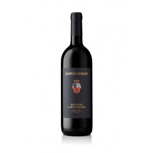 Blas ar Fwyd: Campogiovanni Brunello di Montalcino