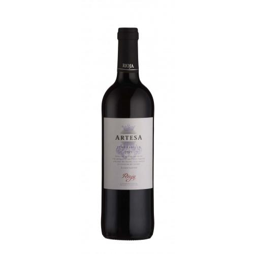 Blas ar Fwyd: Bodegas Artesa Rioja Tempranillo
