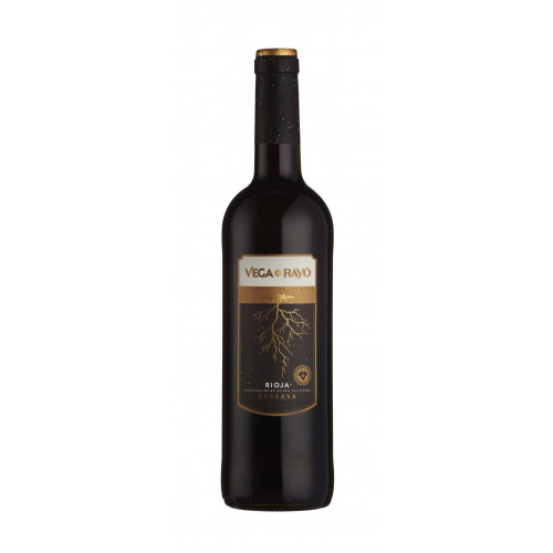 Blas ar Fwyd: Vega del Rayo Rioja Reserva