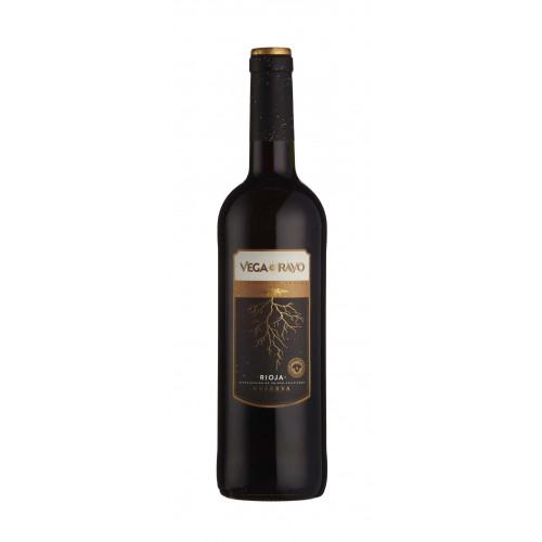 Blas ar Fwyd: Vega del Rayo Rioja Tempranillo