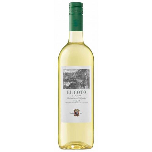 Blas ar Fwyd: El Coto Rioja Blanco