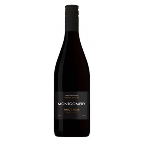 Blas ar Fwyd: Montgomery Vineyard, Pinot Noir.jpg