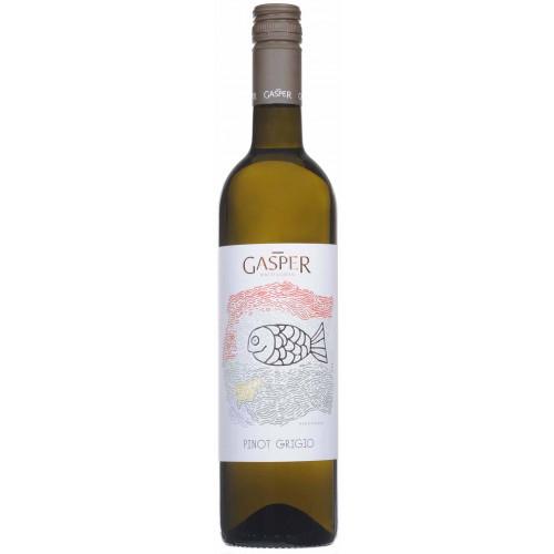 Blas ar Fwyd: Gasper, Pinot Grigio