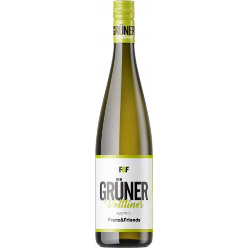 Blas ar Fwyd: Franz & Friends Grner Veltliner.jpg