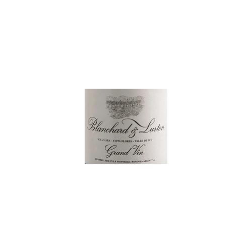Blas ar Fwyd: Blanchard y Lurton Grand Vin