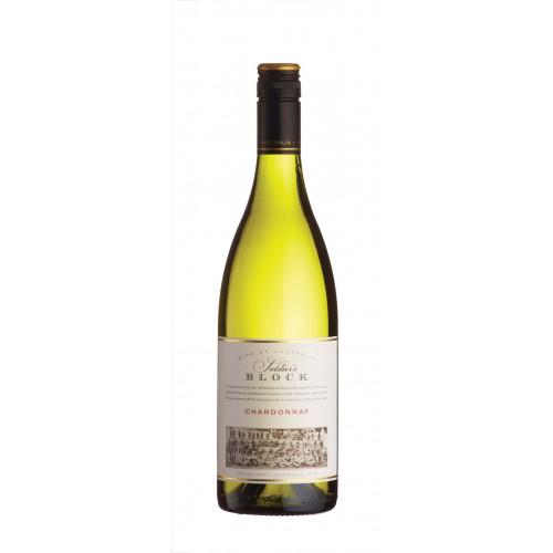 Blas ar Fwyd: Soldier's Block Chardonnay