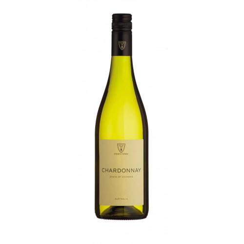 Blas ar Fwyd: Stones Throw Chardonnay