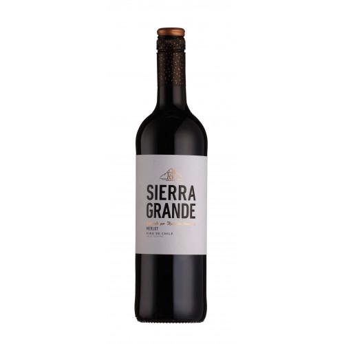 Blas ar Fwyd: Sierra Grande Merlot