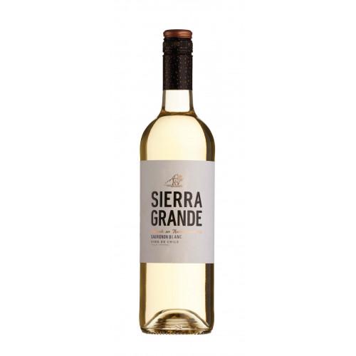 Blas ar Fwyd: Sierra Grande Sauvignon Blanc