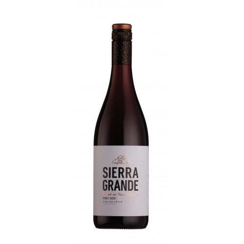 Blas ar Fwyd: Sierra Grande Pinot Noir