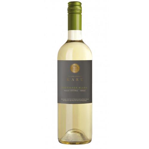 Blas ar Fwyd: Karu Sauvignon Blanc