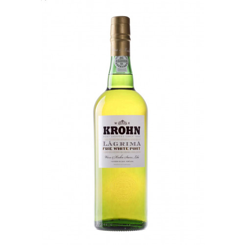 Blas ar Fwyd: Krohn, Lagrima Fine White Port