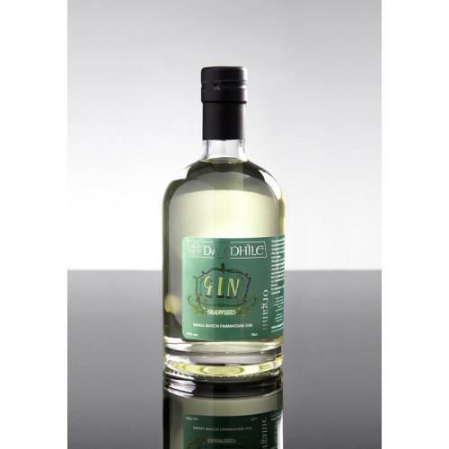 Blas ar Fwyd: Da Mhile Artisan Seaweed Gin 42% - 7