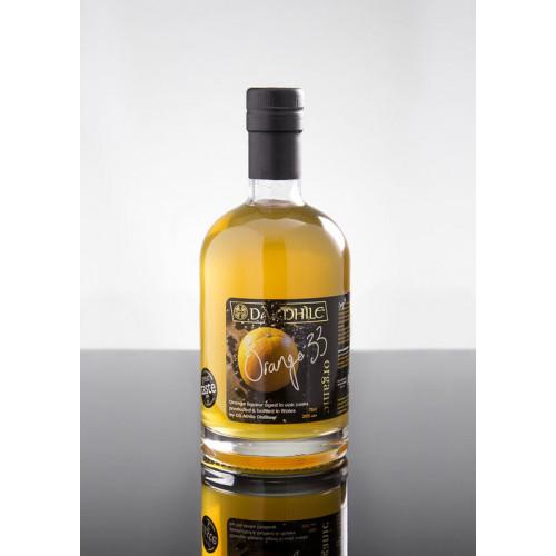 Blas ar Fwyd: Da Mhile Orange 33 Liqueur - 70cl