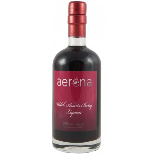 Blas ar Fwyd: Aerona Welsh Aronia Berry Liqueur -