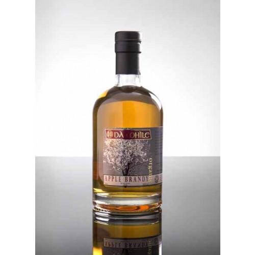 Blas ar Fwyd: Da Mhile Apple Brandy - 70cl