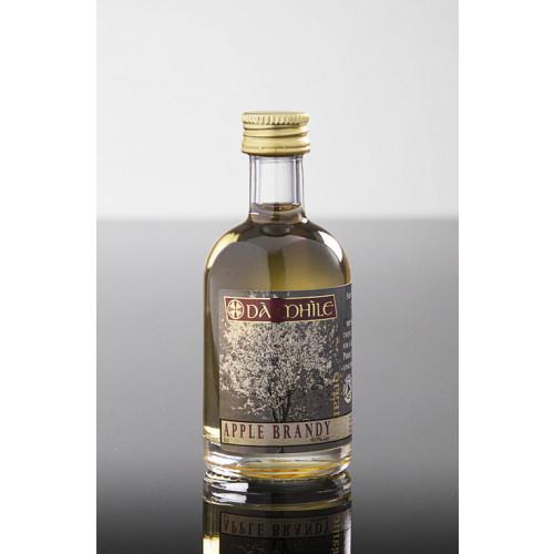 Blas ar Fwyd: Da Mhile Apple Brandy - 5cl