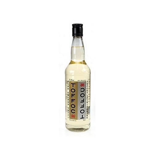 Blas ar Fwyd: Toffoc Toffee Spirit Clear Glass - 7