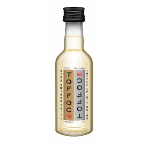 Blas ar Fwyd: Toffoc, Toffee Spirit, Clear Glass 5