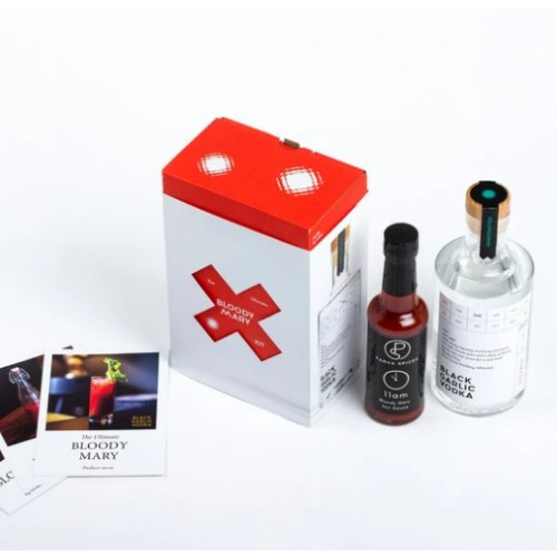 50501701 - Silver Circle, Ultimate Bloody Mary Kit