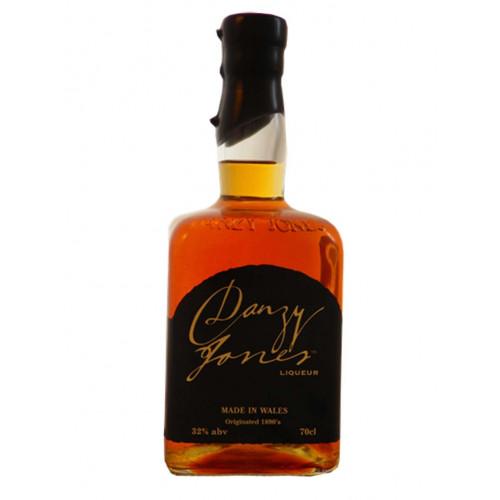 Blas ar Fwyd: Danzy Jones Whisky Liqueur - 70cl