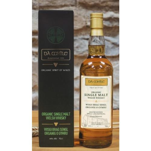 Blas ar Fwyd: Da Mhile Single Malt WELSH Whisky 20