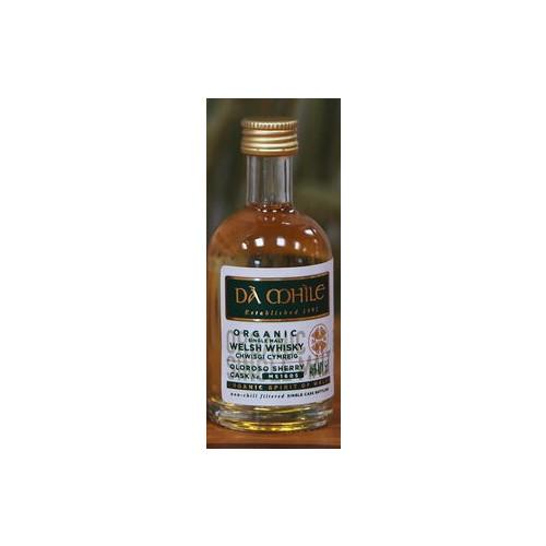 Blas ar Fwyd: Da Mhle Single Malt WELSH Whisky 20