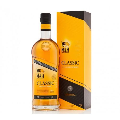 50606501 - M&H Distillery, Classic Single Malt 46%