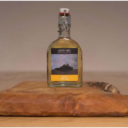 Blas ar Fwyd: New Quay Honey Co Afon Mel Ginger Me