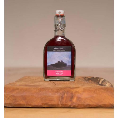 Blas ar Fwyd: New Quay Honey Co Afon Mel Raspberry