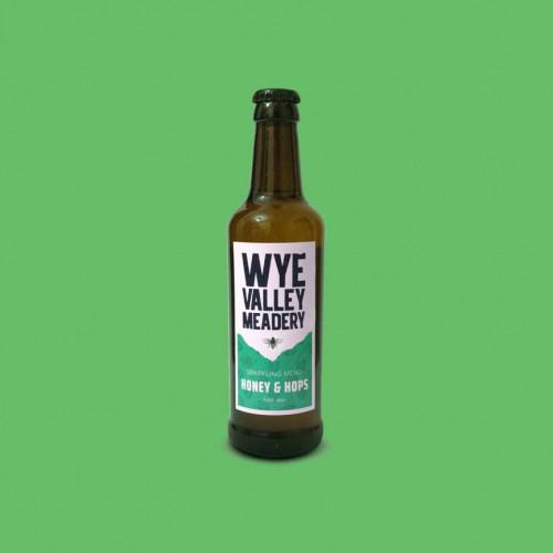 Blas ar Fwyd: Wye Valley Meadery, Honey & Hops 330