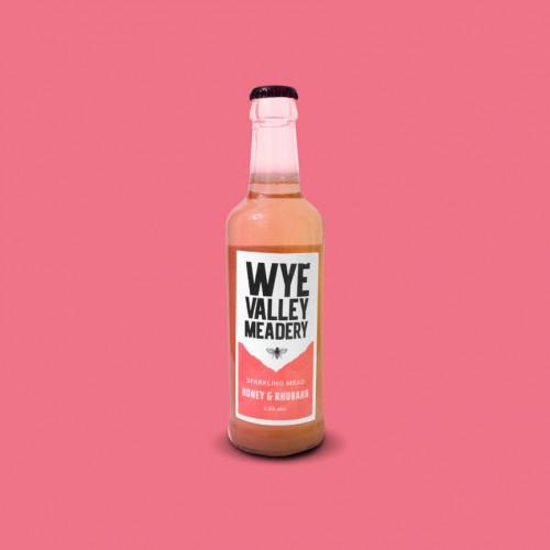 Blas ar Fwyd: Wye Valley Meadery, Honey & Rhubarb