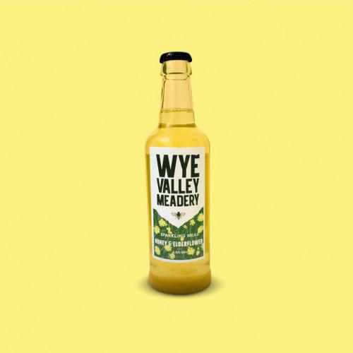 Blas ar Fwyd: Wye Valley Meadery, Honey & Elderflo