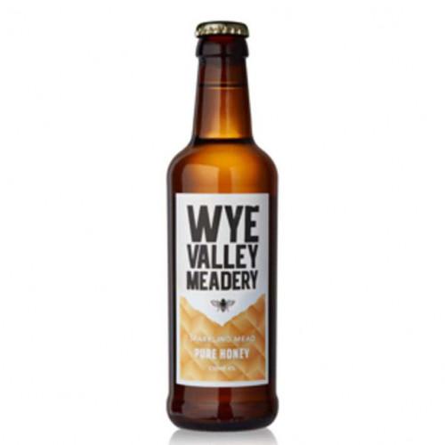 Blas ar Fwyd: Wye Valley Meadery Pure Honey Sparkl
