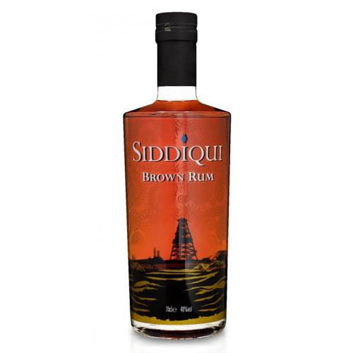 Blas ar Fwyd: Penderyn Siddiqui Brown Rum 40% 70cl