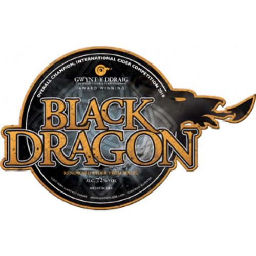 Blas ar Fwyd: Gwynt y Ddraig, Black Dragon, Bag in