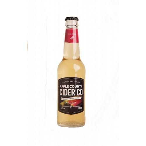 Blas ar Fwyd: Apple County Cider with Rhubarb - 33