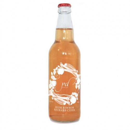 70105702 - Pant Du, Rhubarb Cider, 500ml
