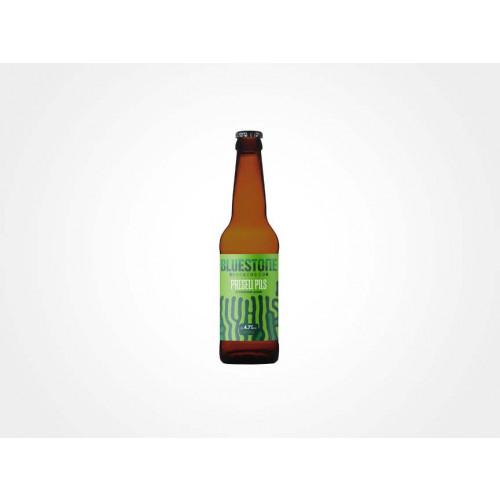 Blas ar Fwyd: Bluestone Brewery, Preseli Pils Lage